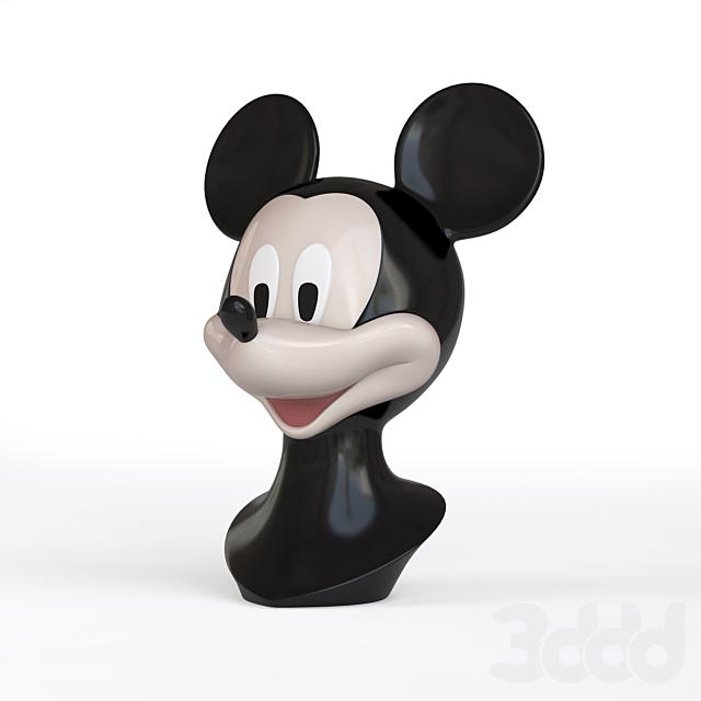Бюст Mickey
