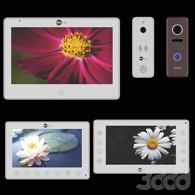 Видеодомофоны Neolight 1