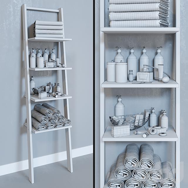 Декоративный набор для ванной 11