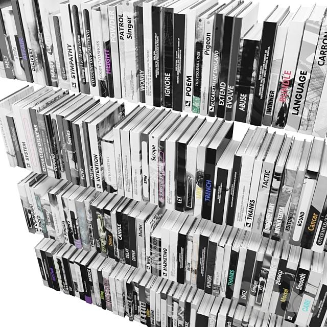Книги (150 штук) 2-7-1