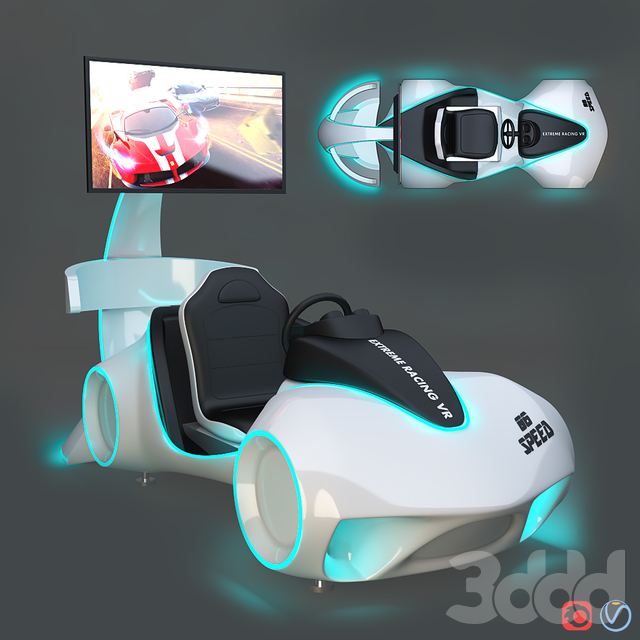 Leke VR Flash Racing