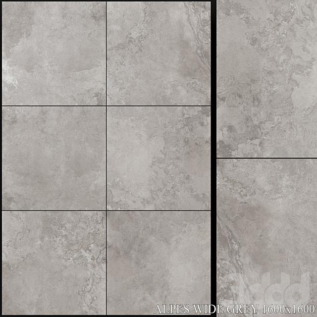 ABK Alpes Wide Grey 1600x1600
