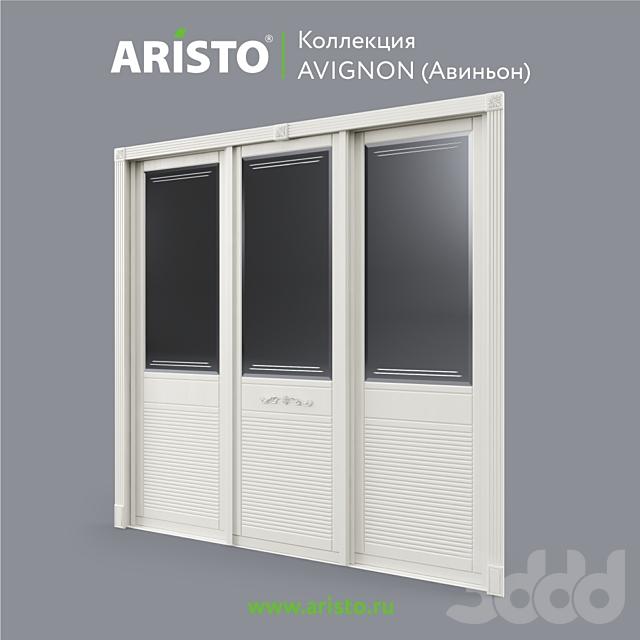 OM Раздвижные двери ARISTO, AVIGNON, Avi.2, Avi.5