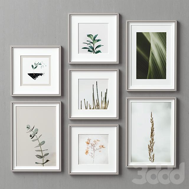 Picture Frames Set-100