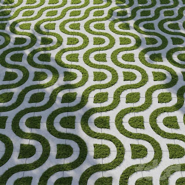 Grass | Eco parking