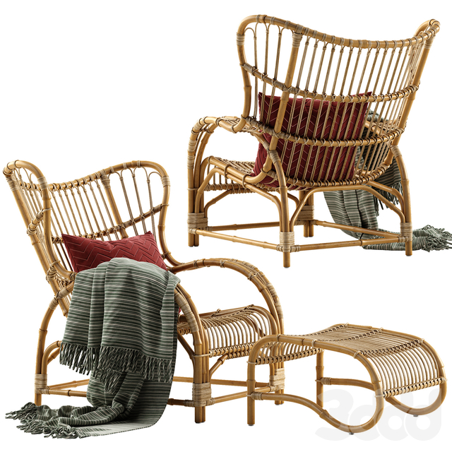 Sika Design Teddy lounge chair