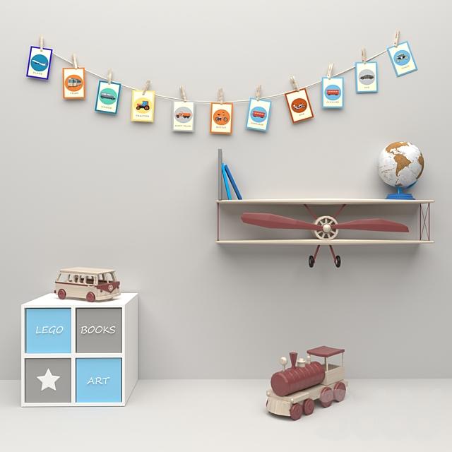 Декоративный набор для детской