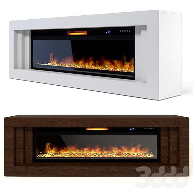 Fireplace Royal Flame Vision 60 LED
