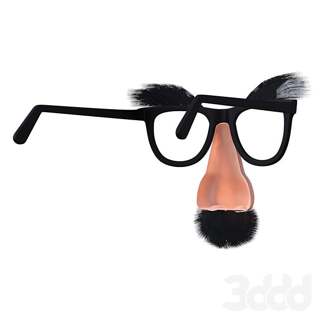 Сlassic disguise mask