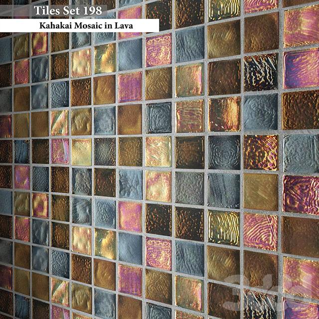 Tiles set 198