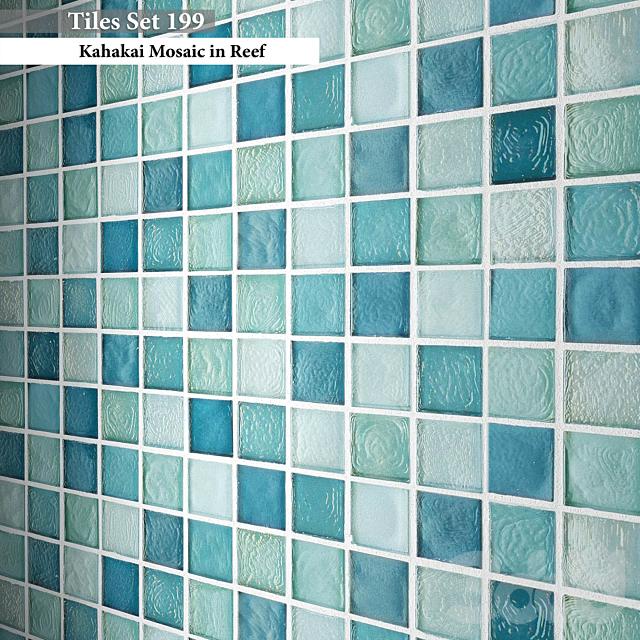 Tiles set 199