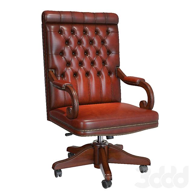 Офисное кресло Lario Salotti Cheope