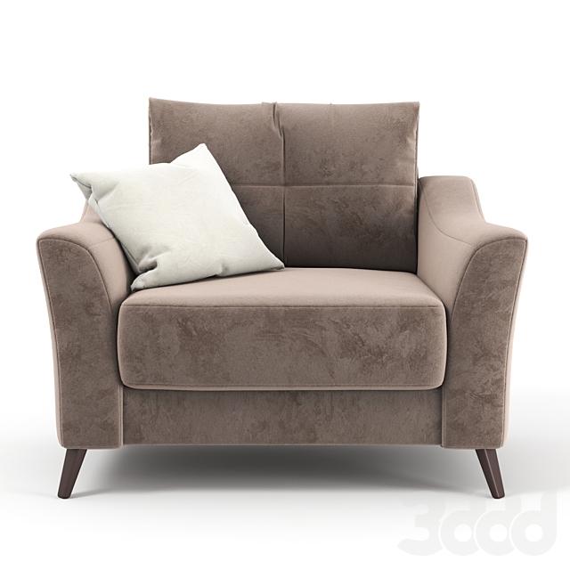 Кресло Амели от Hoff