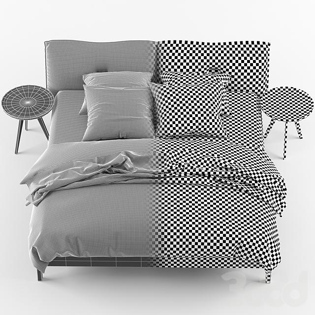 Кровать Moller Design ALVA