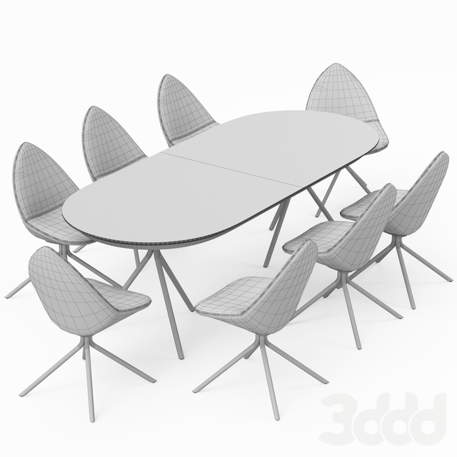 Ottawa Chair and Table