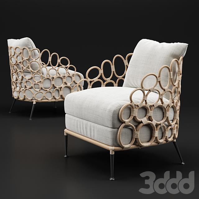 Palecek Ella Lounge Chair