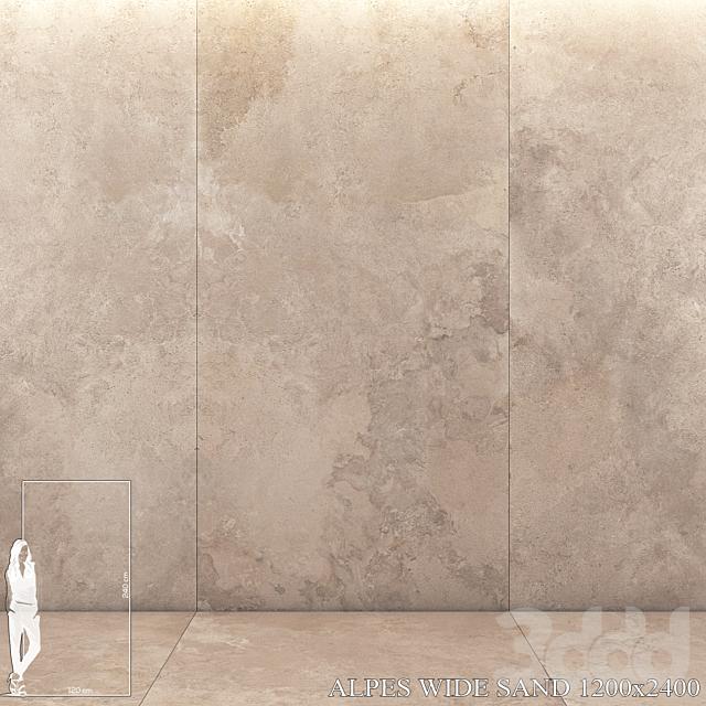 ABK Alpes Wide Sand 1200x2400