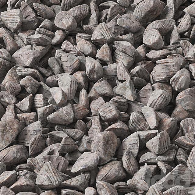 Road rock stone / Дорога из скального камня