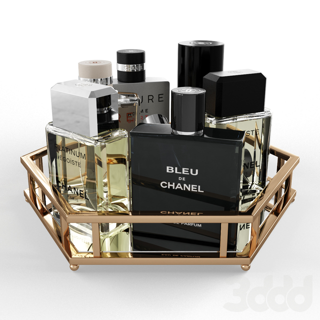 CHANEL Perfume Collection 4