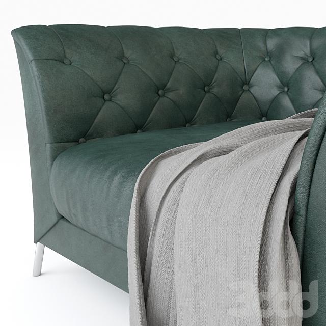 Natuzzi LA SCALA Sofa