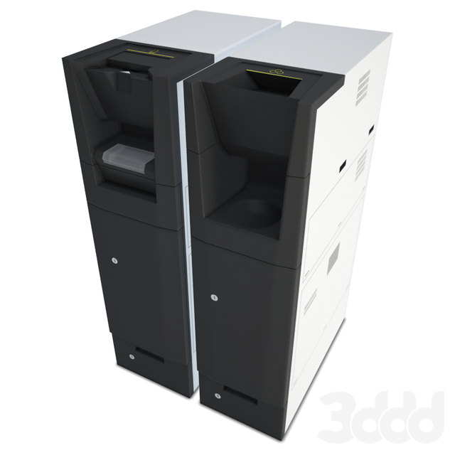 Compact Cash Recycling Machine