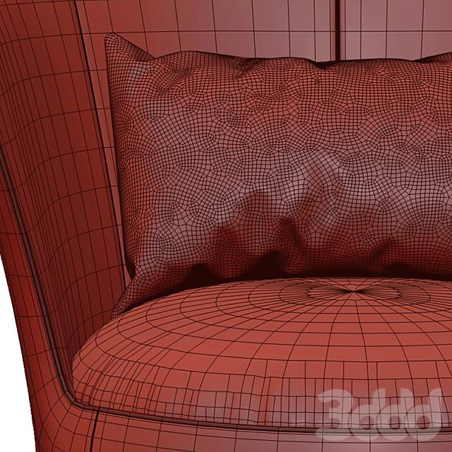 NATUZZI armchair Cape