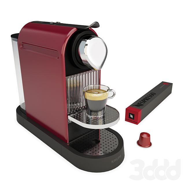 Nespresso Citu Krups
