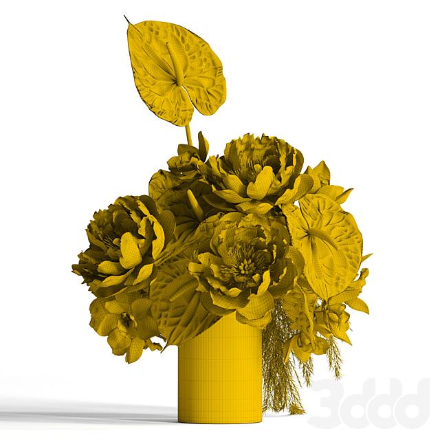 Blaze bouquet