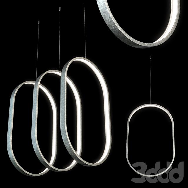 композиция из светильников Tlov1-30/50-01 Luchera