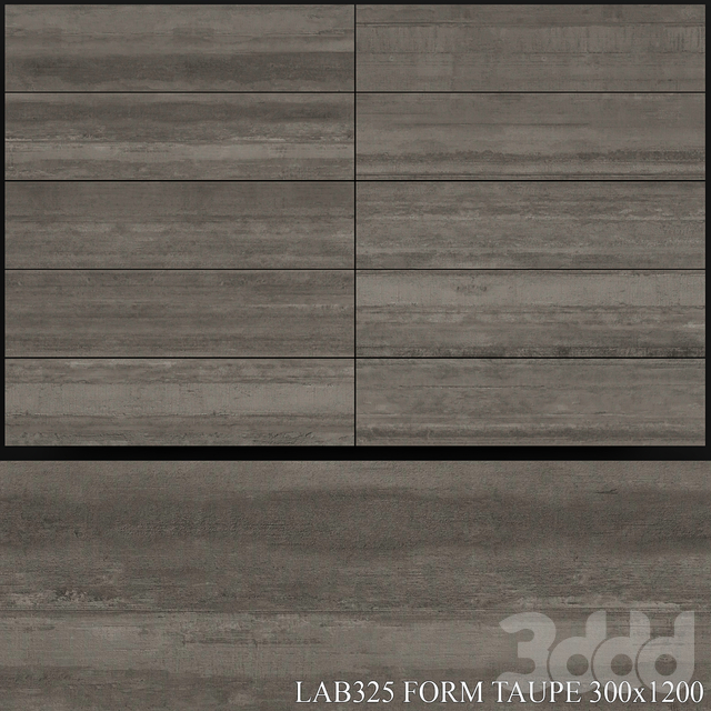 ABK Lab325 Form Taupe 300x1200