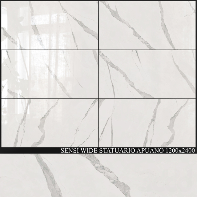 ABK Sensi Wide Statuario Apuano 1200x2400