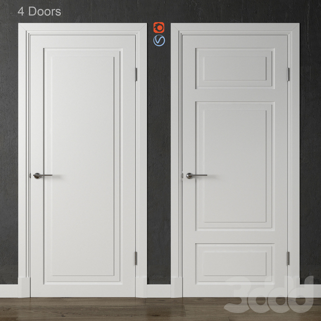 Двери Academy NewYork 4 двери