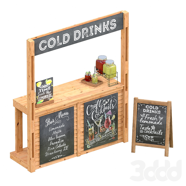 Drinks stand