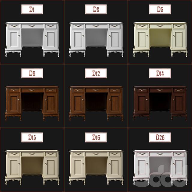 OM Ravanti - Письменный стол №1