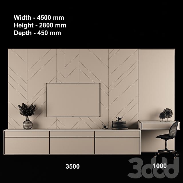 Мебельная композиция 81