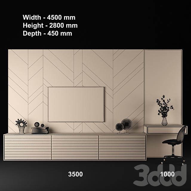 Мебельная композиция 83