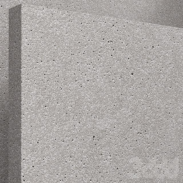 Материал (бесшовный) - бетон, штукатурка set 110