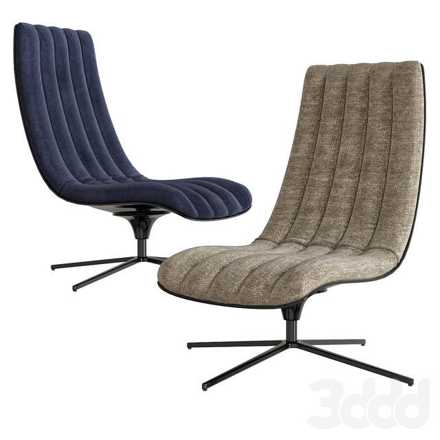 Healey Lounge by Walter Knoll