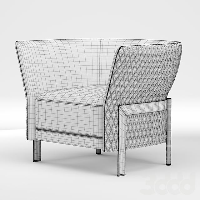 Opera Contemporary Cosmo armchair