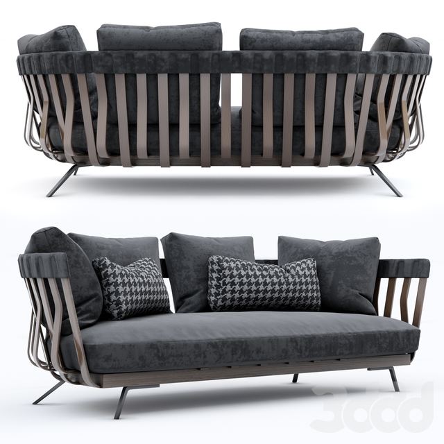 Alias E La Nave Va sofa