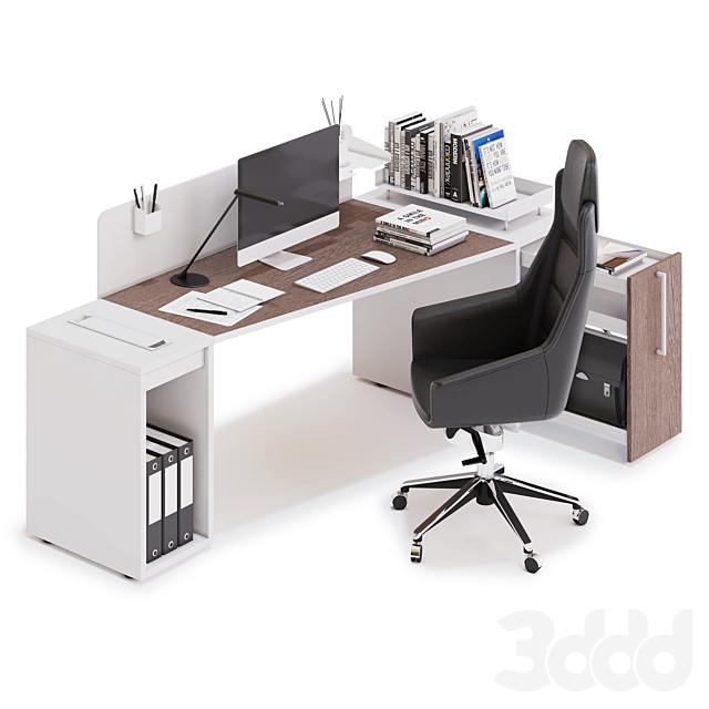 Office workspace LAS LOGIC (v9)