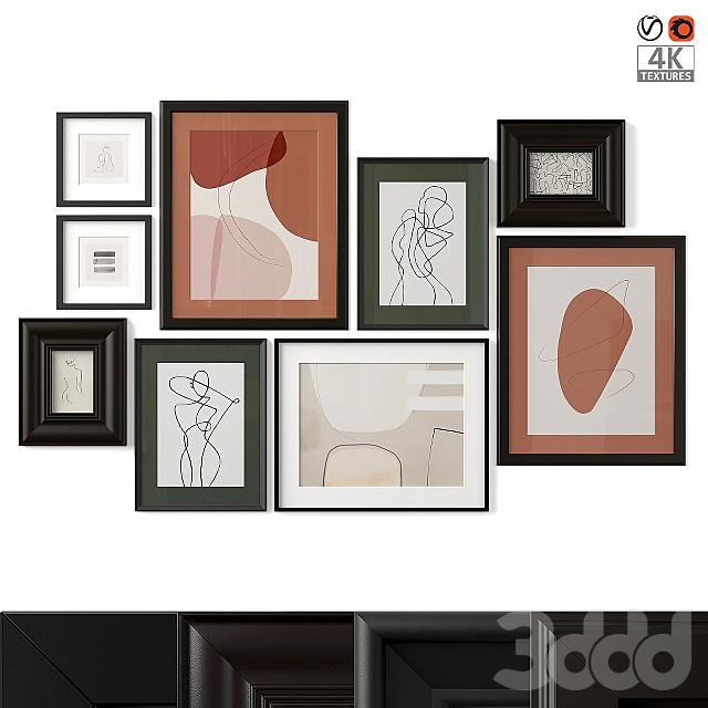 Mixed Poster Set 29