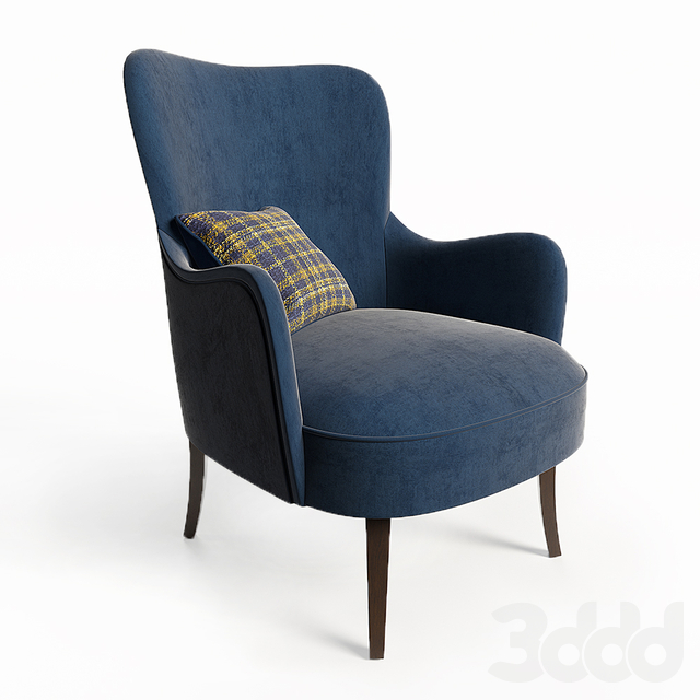 Andy Thornton - Flower Lounge Chair
