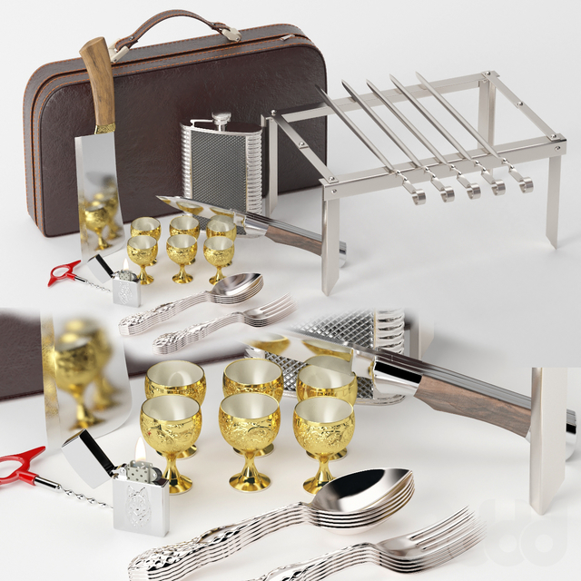 Набор для пикника «Дачник-2»