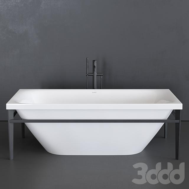 Duravit XViu Bathtub