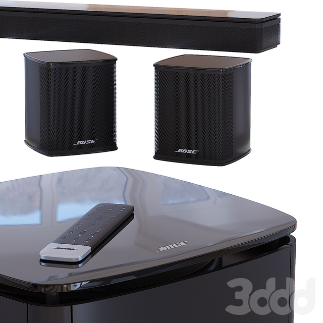 Bose Surround Audio System 700