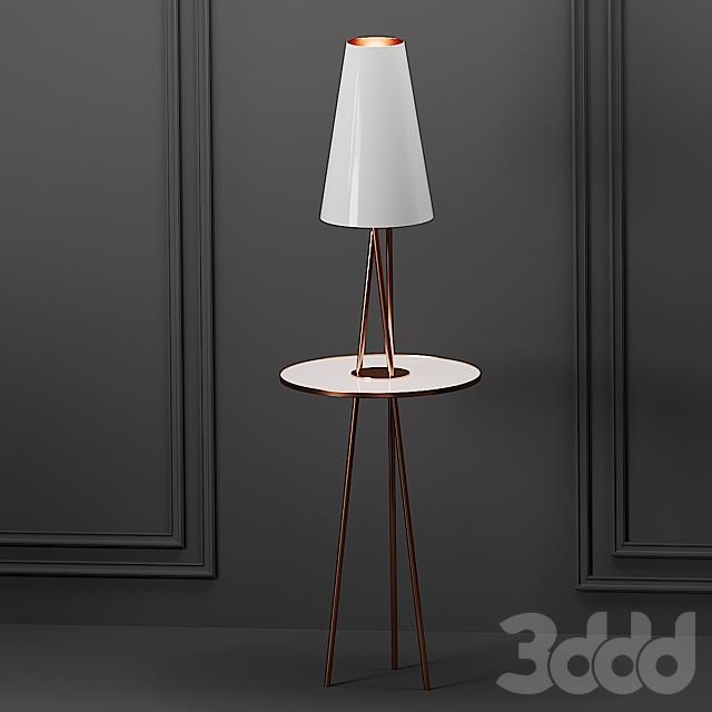 Chelsea Floor Lamp From Creativemary