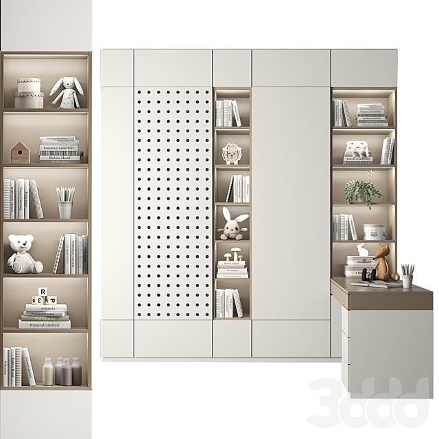 Мебель для детской комнаты 86