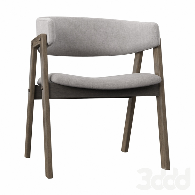 Paityn Wraparound Back Upholstered Dining Chair