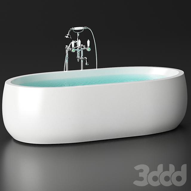 Набор ванн Laufen + смесители